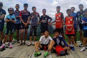 Giải cứu thành công toàn bộ đội bóng Thái bị kẹt trong hang
