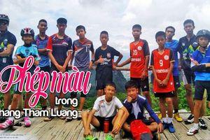 Chiến dịch giải cứu đội bóng nhí Thái Lan hoàn tất trong niềm vui vỡ òa
