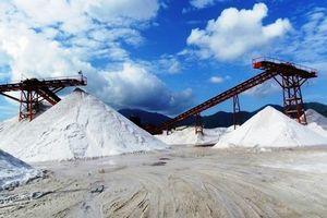 Quảng Nam: Sẽ giám sát chặt chẽ việc xuất khẩu cát trắng silic và cát vàng làm khuôn đúc