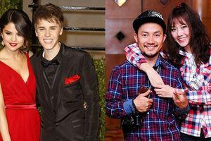 Justin Bieber cầu hôn - Hari Won và Tiến Đạt bất ngờ bị 'vạ lây'?