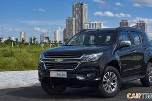 Chevrolet Trailblazer 2018 sẽ cho các đối thủ 'hít khói' tại Việt Nam?