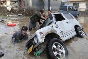 Mưa lũ nghiêm trọng tại Nhật Bản khiến 127 người thiệt mạng