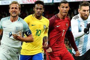 World Cup 2018: Khi 'tử thần' song hành cùng các nghệ sĩ sân cỏ