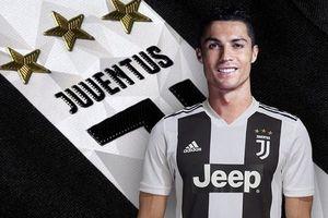 Ronaldo gia nhập Juventus với giá 105 triệu Euro