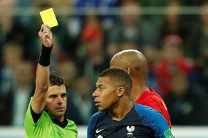 Vì sao Mbappe không bị cấm thi đấu trận chung kết?