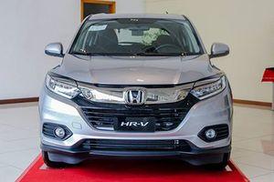 Cận cảnh 'hàng nóng' Honda HR-V 2018 đầu tiên tại Việt Nam