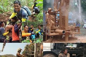 Những hình ảnh thấm đẫm tình người trong hành trình giải cứu thành công đội bóng Lợn Hoang Thái Lan