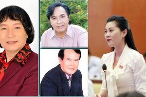 Minh Vương, Thanh Tuấn, Giang Châu sẽ được 'xin' đặc cách danh hiệu NSND