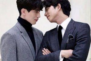 'Thần chết' đóng phim mới, 'Yêu tinh' Gong Yoo ngay lập tức gửi xe cà phê đến ủng hộ