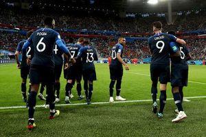 Thắng Bỉ 1-0, Pháp vào chung kết World Cup 2018