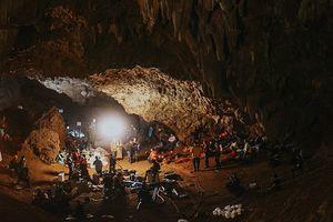 Ngỡ ngàng trước vẻ đẹp và truyền thuyết về hang động nơi 12 cầu thủ nhí Thái Lan mắc kẹt