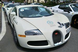 Soi chi tiết Bugatti Veyron của ông Đặng Lê Nguyên Vũ lần đầu 'đặt chân' tới Hà Nội