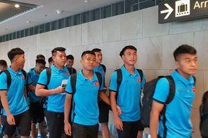U19 Việt Nam chưa được về nhà sau thất bại tại Indonesia