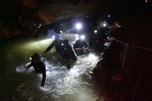 Đặc nhiệm Thái kể về cuộc lặn không thể quên trong mê cung Tham Luang