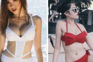 Ảnh bikini nóng rực của Thanh Thanh Huyền- nữ MC có đôi chân dài 1,1m