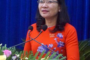 Nữ tiến sĩ được bầu làm phó chủ tịch UBND tỉnh Bạc Liêu