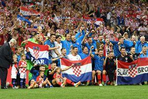Anh 1-2 Croatia: - Mandzukic ghi 'bàn thắng vàng' đưa Croatia lần đầu tiên vào chung kết World Cup