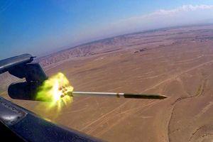 Bắn thả cửa ở Trung Đông, Không quân Mỹ cạn sạch rocket 70mm