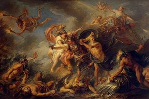 Phát hiện tài liệu cổ xưa nhất về trường ca Odyssey