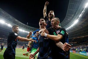 Người hùng Croatia: 'Chúng tôi chứ không phải tuyển Anh mới là sư tử'