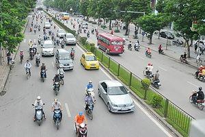 Hà Nội: Điều chỉnh tổ chức giao thông trên tuyến đường Xuân Thủy, đường Cầu Giấy