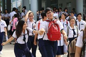 Cà Mau: Nhiều trường THPT huyện, xã đỗ tốt nghiệp 100%