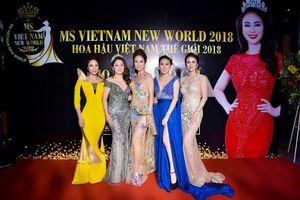 Dàn giám khảo khủng tiết lộ tiêu chí chấm thi Ms Vietnam New World 2018