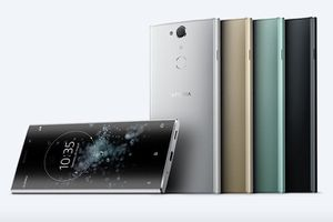 Sony lặng lẽ cho ra mắt smartphone Xperia XA2 Plus