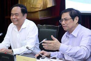 Bổ sung nhiệm vụ, làm rõ cơ cấu bộ máy của Ủy ban MTTQ Việt Nam các cấp
