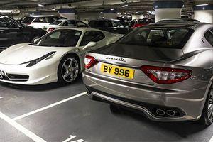 Chi 17,6 tỷ đồng để mua chỗ đỗ xe ôtô ở Hồng Kông