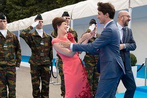 Sự hài hước của thủ tướng điển trai Canada lại gây bão mạng