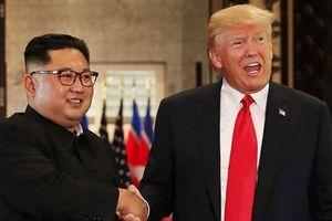 Tổng thống Trump khen bức thư 'tử tế' từ ông Kim Jong-un