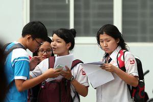 Nhiều trường ĐH công bố kết quả trúng tuyển thẳng