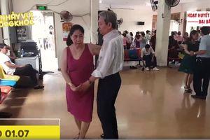 Cặp đôi U.70 nhảy vui, sống khỏe