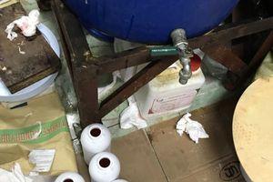 Phát hiện công ty thuốc thú y sản xuất thuốc chưa được cấp phép lưu hành