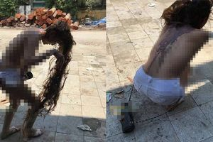 Truy tìm cô gái nghi bị đánh ghen, cắt tóc, đổ mắm tôm lên người