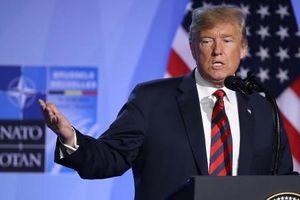 Ông Trump tuyên bố chiến thắng trong Hội nghị NATO