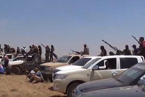 IS bất ngờ nổi lên ở Sinai, ồ ạt tấn công chết chóc