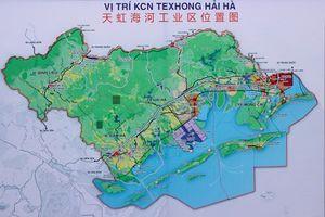Phối hợp với Tân Cảng, tập đoàn Trung Quốc đề xuất làm cảng biển 1.100 ha ở Quảng Ninh