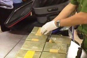 Triệt phá đường dây chuyển ma túy từ Lào về Việt Nam thu 179 bánh heroin