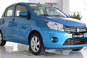 Xe Suzuki Celerio số sàn 'chốt giá' 320 triệu tại VN
