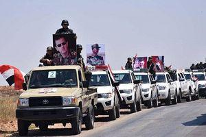 Quân đội Syria giải phóng 90% Daraa, sắp tiến đánh Quneitra