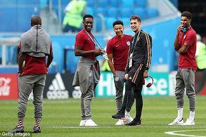 Ngôi sao tuyển Anh ngấm ngầm cổ vũ Croatia vô địch World Cup