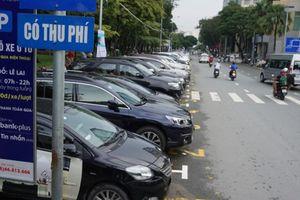 TP.HCM thu phí đỗ ôtô qua điện thoại: Hết thời loạn giá trông giữ xe?