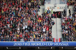 Thêm một kỉ lục được xác lập cho thấy World Cup 2018 là kì World Cup 'nóng' nhất lịch sử