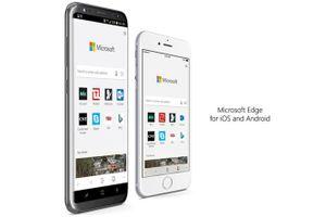 Microsoft Edge cho Android hỗ trợ dịch trang web