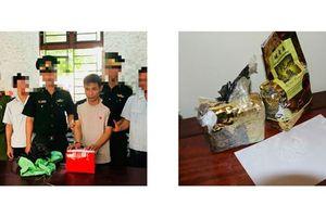 Hải quan Hà Tĩnh: Bắt đối tượng mua bán 2 kg ma túy đá