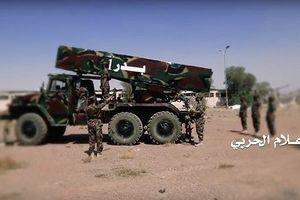 Ả rập Xê út sa lầy tại Yemen, Houthi liên tục phóng tên lửa tấn công liên quân vùng Vịnh