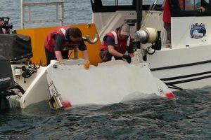 Phát hiện mới về vụ mất tích MH370