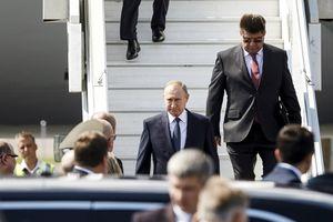 Thượng đỉnh Nga - Mỹ: Tổng thống Trump phải đợi vì Tổng thống Putin đến trễ